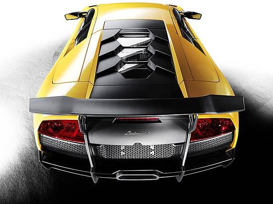 Konig Der Stiere Der Lamborghini Murcielago Lp 670 4 Superveloce