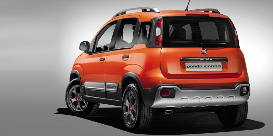 Der Fiat Panda Cross
