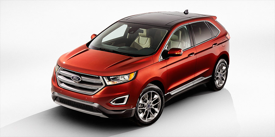 Der Ford Edge