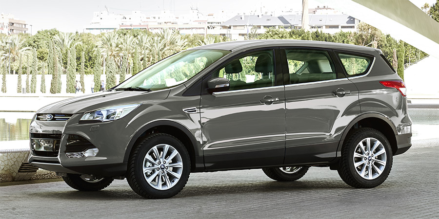 Ford Kuga 2014 in Magnetic-Grau