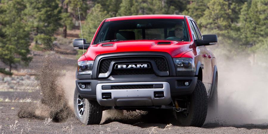 Der Dodge RAM Rebel