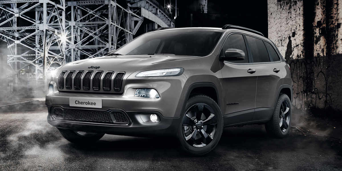 Jeep Cherokee 'Night Eagle'