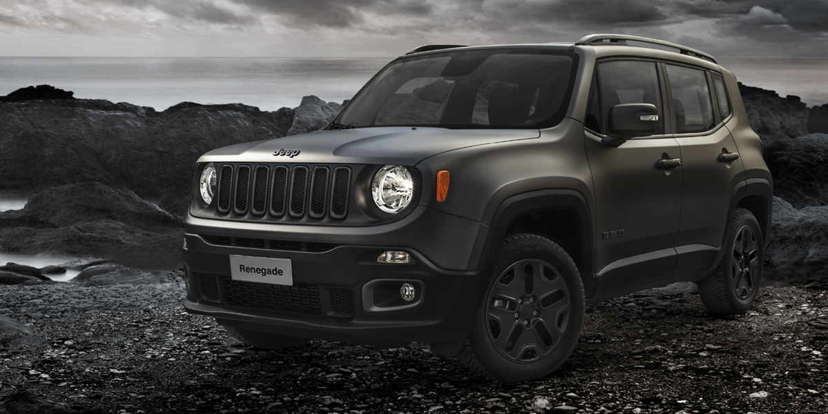 Jeep Renegade 'Night Eagle'