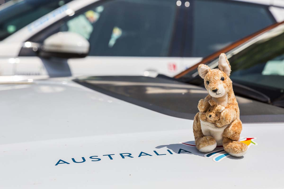 Land Rover Experience Australien 2015