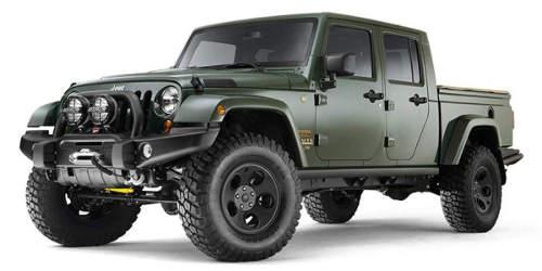 2018 Jeep Grand Wagoneer >> Jeep bringt neue Modelle: Wiedergeburt des Wagoneer und ...