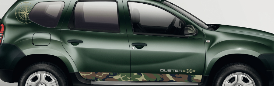 Dacia Duster Seek
