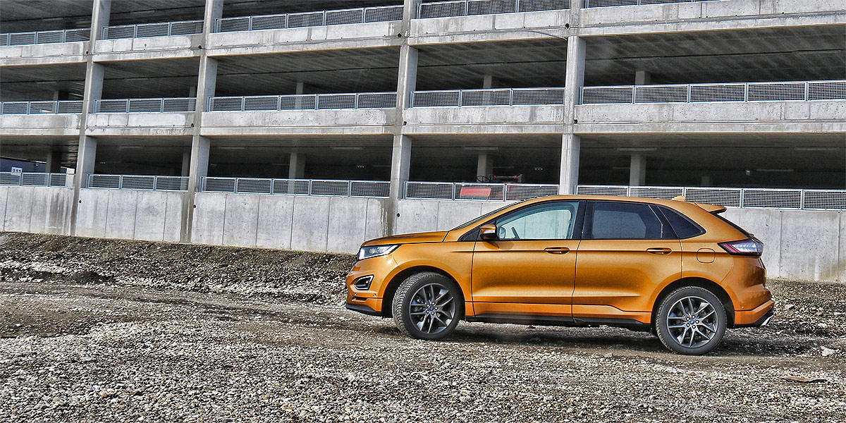 Ford Edge im Test