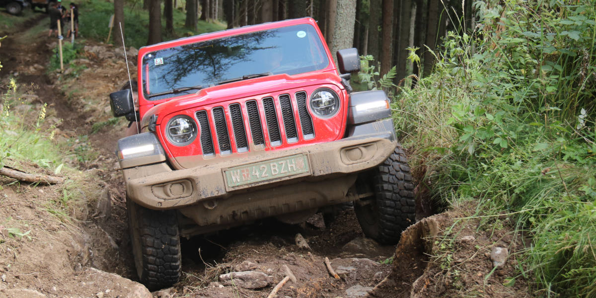 Jeep Wrangler Rubicon 2018 im Test